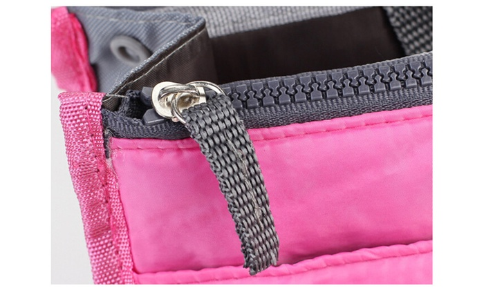 Small Foldable Purse Organizer - Assorted Colors