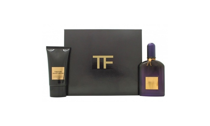 7b1cc70ec6acc Up To 40% Off on Tom Ford Velvet Orchid 2 Piec... | Groupon Goods