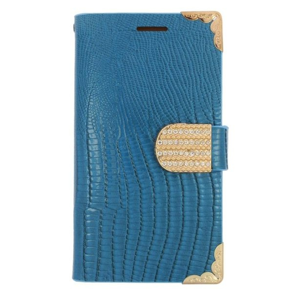 quality design 1a93d e39b6 Insten Flip Leather Wallet Fabric Case with Card slot For Samsung Galaxy  Avant