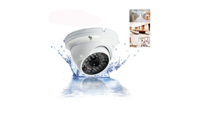 Super Outdoor Waterproof CCTV Surveillance Camera