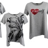 Women's Plus Size Short Sleeve Knit T-Shirt Blouse Tee Shirt Top 1X-3X