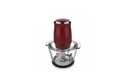 Multifunction electric mincer meat grinder photo