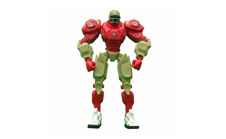 San Francisco 49ers FOX Sports Robot 34f34fd9-56e5-4ed7-afeb-adccc6da2109