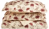 Superior 1800 Series Elm Leaves Duvet Cover Set