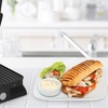 Chef Buddy Press Indoor Grill and Sandwich Maker