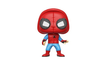 Funko POP Spider-Man Series Homemade Suit Spider-Man Action Figure 6d96e3ef-659b-4ae7-83eb-0bd2f6d482f4
