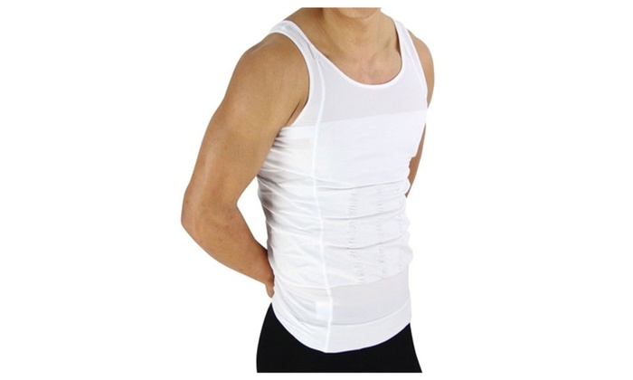 Breathable Material New Compression Invisible Under Clothing Shirt