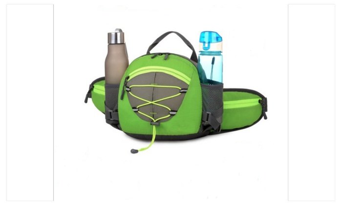 f13c3dfab40b Noblag Hydrating Mountaineering Travel Waist Bag With Bottles ...