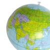 40CM Inflatable World Globe Geography Toy Map Balloon Beach Ball