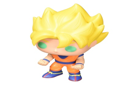 POP! Dragon Ball Z Vinyl Figure Super Saiyan Goku 801eaf12-288b-424f-b475-c39035d07334