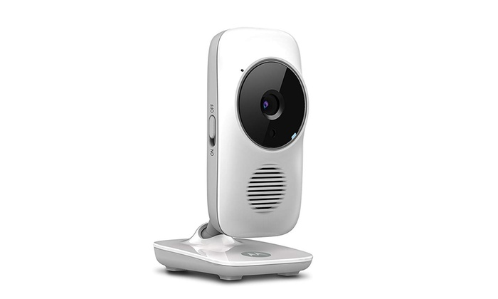 Motorola Focus67-W Wifi Home Video Camera | Groupon