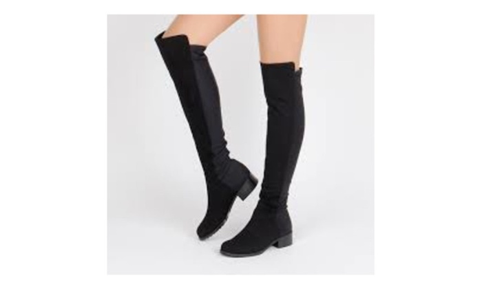 Baldan Over the knee boot