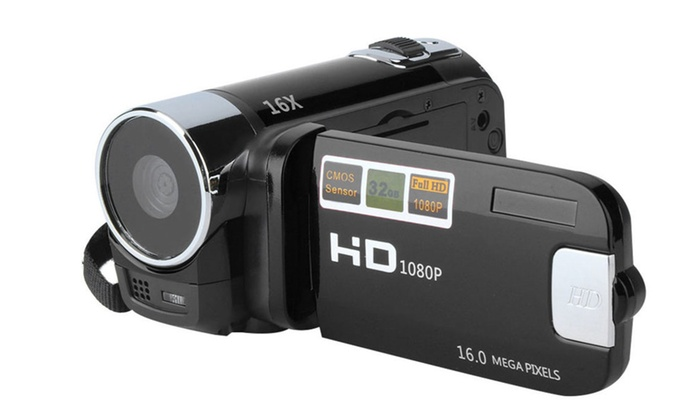 Digital Video Camcorder Full HD 1080P 16MP