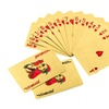 24K Gold Plated Playing Cards