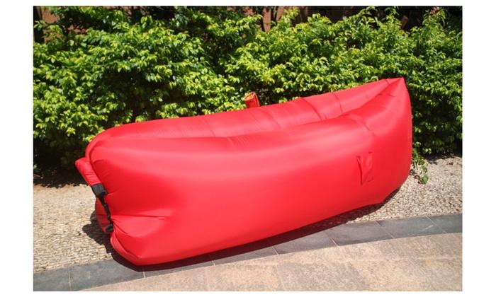 Outdoor Waterproof Inflatable Beach Lounger