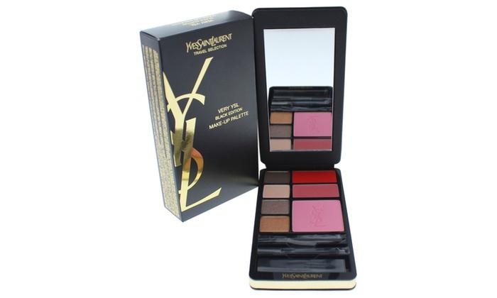 Very Ysl Black Edition Makeup Palette