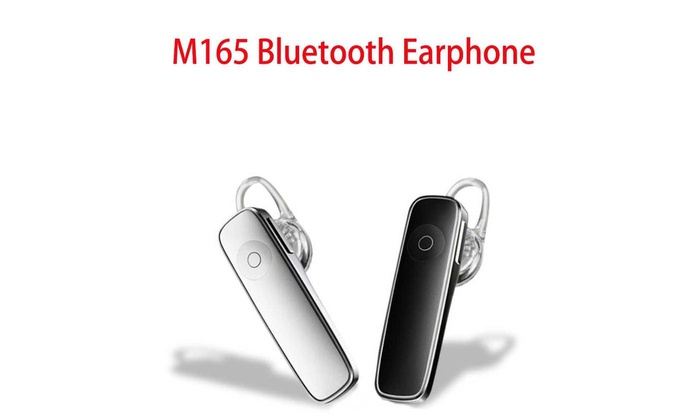 Up To 88 Off On Bluetooth Headset Hands Free Groupon Goods