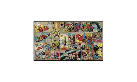 Roommates Marvel Classics Comic Panel XL Wallpaper Mural 8b2c162f-81a0-4561-8a54-ec606eecb347