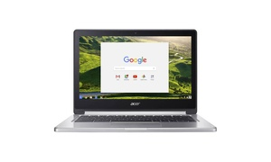 "Acer 13.3"" 2.10 GHz 4 GB Ram 32 GB Flash Chrome OS (Manufacturer Refurbished)"