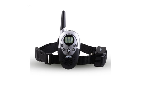 AGPtek Dog Shock Training Collar with Remote Waterproof Rechargeable 56883cb9-e499-4740-8508-c8791c901e93