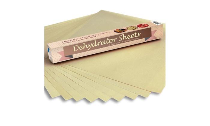 Food Dehydrator Sheets Set Of 9 Premium 14 X Non Stick