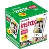 Fujifilm Instax Mini Instant Film (10 Sheets; 5-Pack)