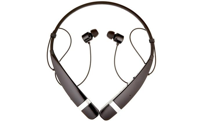 498df5b1fc7 LG Tone Pro HBS-760 Bluetooth Wireless Stereo Headset - Retail Packaging -  Black