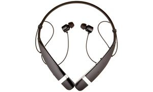 LG Tone Pro HBS-760 Bluetooth Wireless Stereo Headset - Retail Packaging - Black