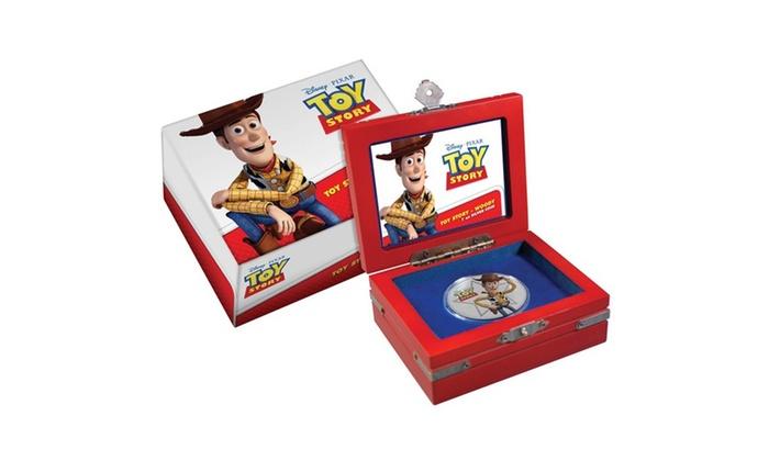 2018 Niue 1 oz Silver $2 Disney Pixar Toy Story Sheriff Woody