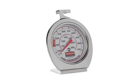 Rubbermaid Commercial FGTHO550 Stainless Steel Oven Thermometer