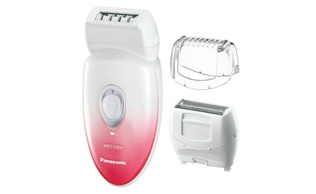 Panasonic ES-EU20-P Multi-Functional Wet/Dry Shaver and Epilator 7807fb38-fbaf-4cf9-b81b-158a1116219f