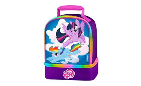 Thermos Dual Compartment Lunch Kit, My Little Pony 65dc9faa-3a62-4557-bb24-7ca13afbb10a