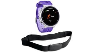 GarminForerunner 230 GPS Running Watch with Heart Rate Monitor