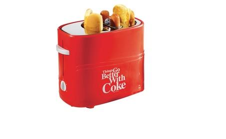 Nostalgia Electrics Red Pop-Up Hot Dog Toaster 672ad0db-1fbd-437d-96e9-d9b1c03adf3c