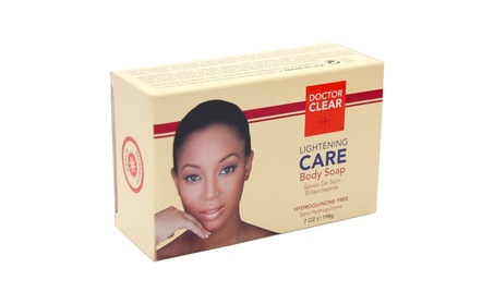Doctor Clear Lightening Care Body Soap 7oz
