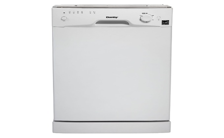 18 Full Console dishwasher with 6 wash cycles 4 temperatures photo