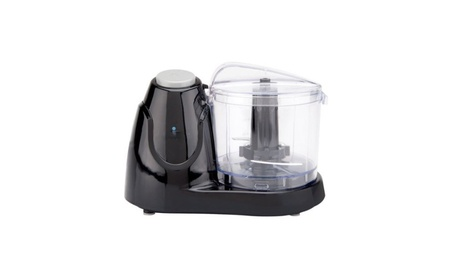 Food Chopper 1.5 Cup Capacity - Black 8633e475-599e-40f8-bf9a-3609e89e3be5