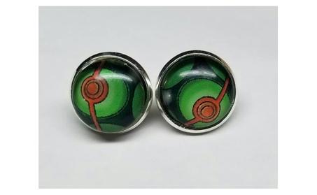 Pokemon Safari Poke Ball Stud Earings fbf9cab4-ec5e-4a2c-9c76-4a721f2138f9