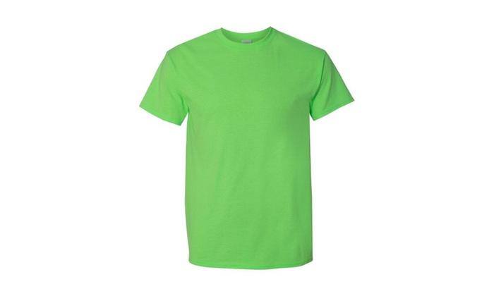 Gildan Heavy Cotton Short Sleeve T-Shirt 5000-11