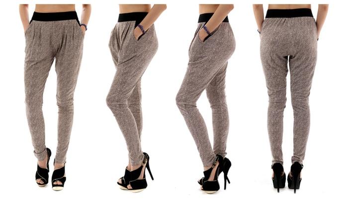 Skinny Premium Pants – Edge Brown