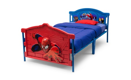 Marvel Spider-Man 3D Bed 316cce25-37d0-40e6-af5e-c99bd5bf2035