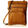 Lifetime Leather Crossbody Bag