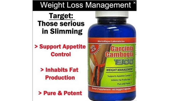 Up To 60 Off On Garcinia Cambogia Extract 60 Groupon Goods