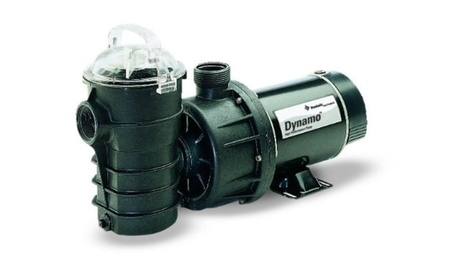 Pentair Pool Products 340204 1 HP Dynamo Pump - 115V Dual 522d05c8-501c-49b0-82e9-1934bc5a571c