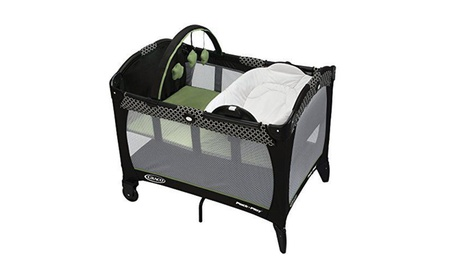 Graco Pack 'n Play Playard with Reversible Napper & Changer 5fa155a0-75e5-4896-8fb3-30fc6adca81f