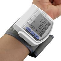 LCD Digital Automatic Wrist Cuff Blood Pressure Monitor Deals