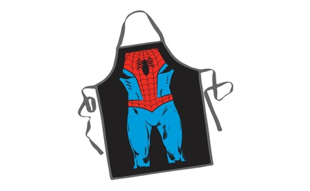 Icup Home Decor Marvel Spider-Man Be The Character Apron 0faa65a6-3b07-4806-a118-c64140372aca