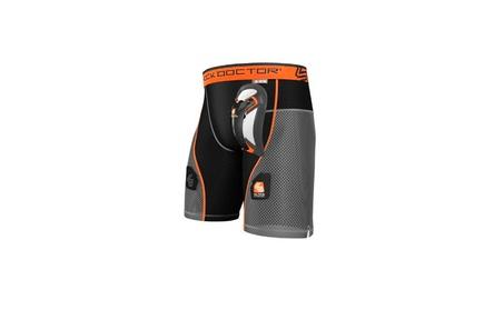 Shock Doctor Ultra Hybrid Hockey Shorts w/ Ultra Carbon Flex Cup - XS 5be39894-6649-433d-96a2-2071458f56fd
