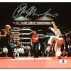 Ralph Macchio The Karate Kid Authentic Signed 8X10 Photo BAS COA