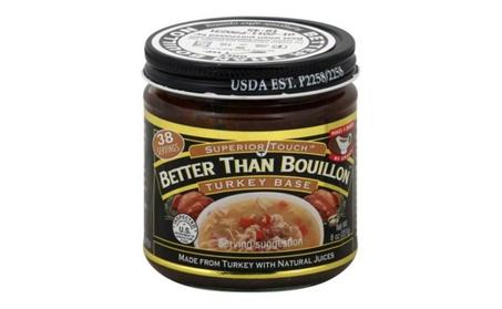 Better Than Bouilonl BASE Bouilllon Turkey-8 OZ -Pack of 6 64184815-6606-4bb0-bbdf-d29256fbb20e